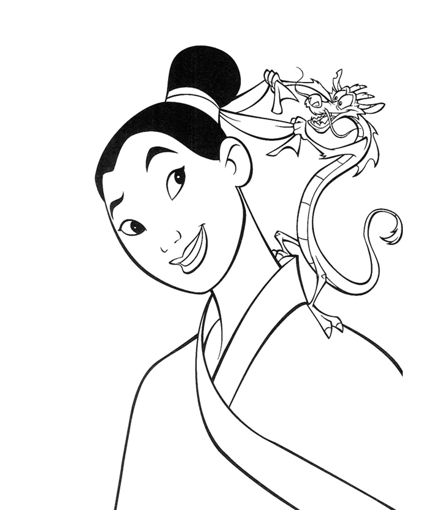 mulan for coloring mulan coloring pages to download and print for free coloring for mulan