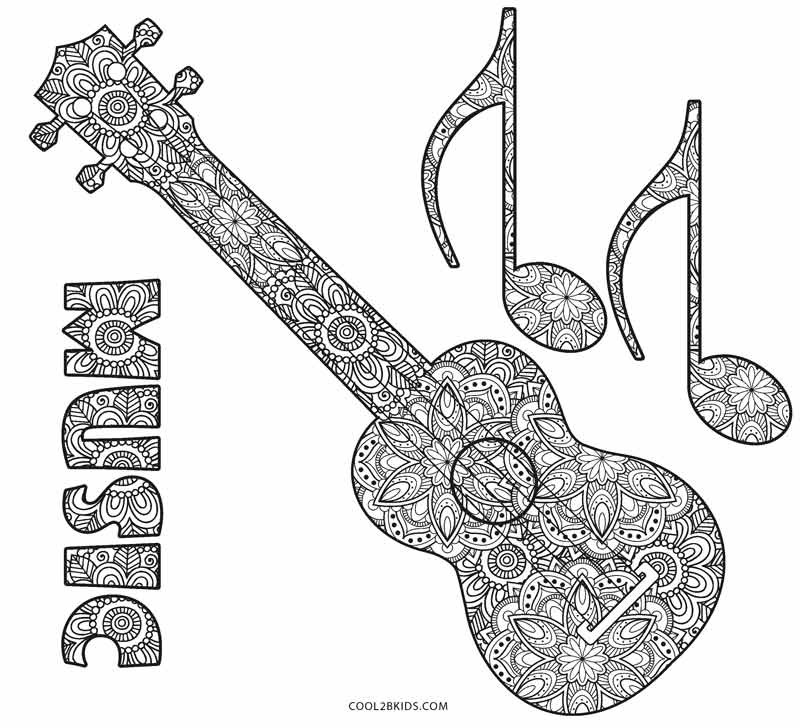 music coloring pages free best 330 music coloring pages for adults ideas on coloring music pages free