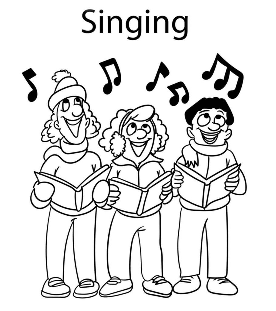 music coloring pages free christmas color by music pack music worksheets pages music free coloring