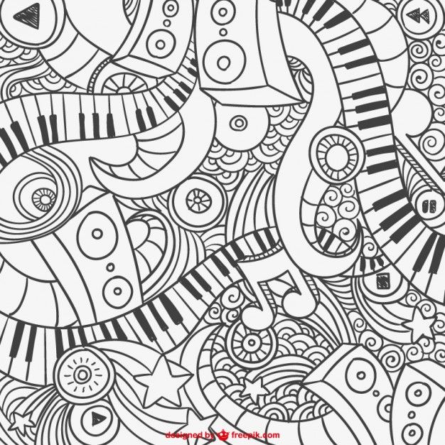 music coloring pages free free printable music coloring pages for kids free coloring pages music