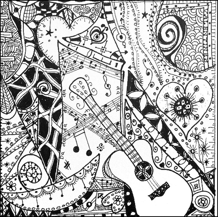 music coloring pages free get this easy music coloring pages for preschoolers 71067 free pages coloring music