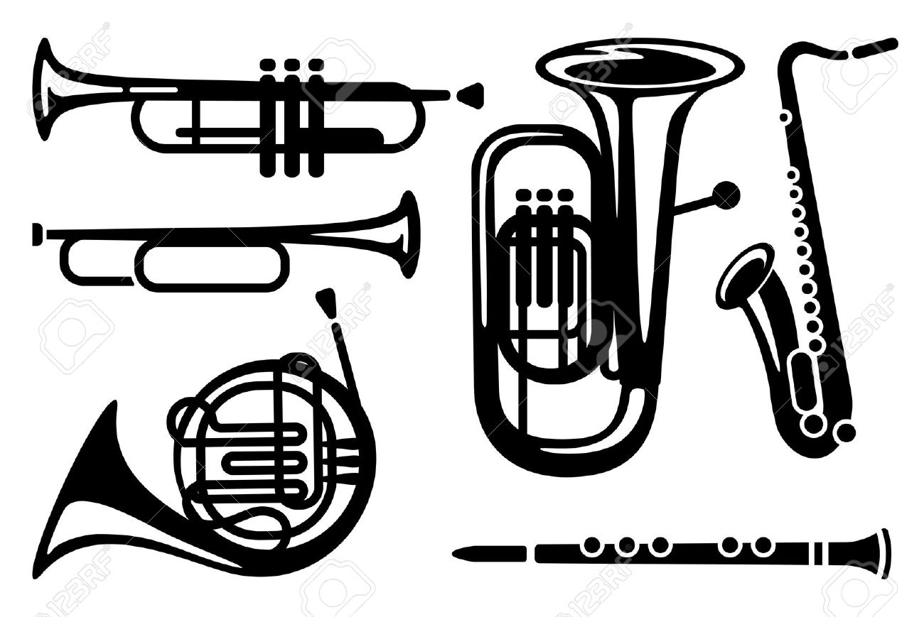 musical instrument drawings learn how to draw a saxophone for kids musical instrument drawings musical
