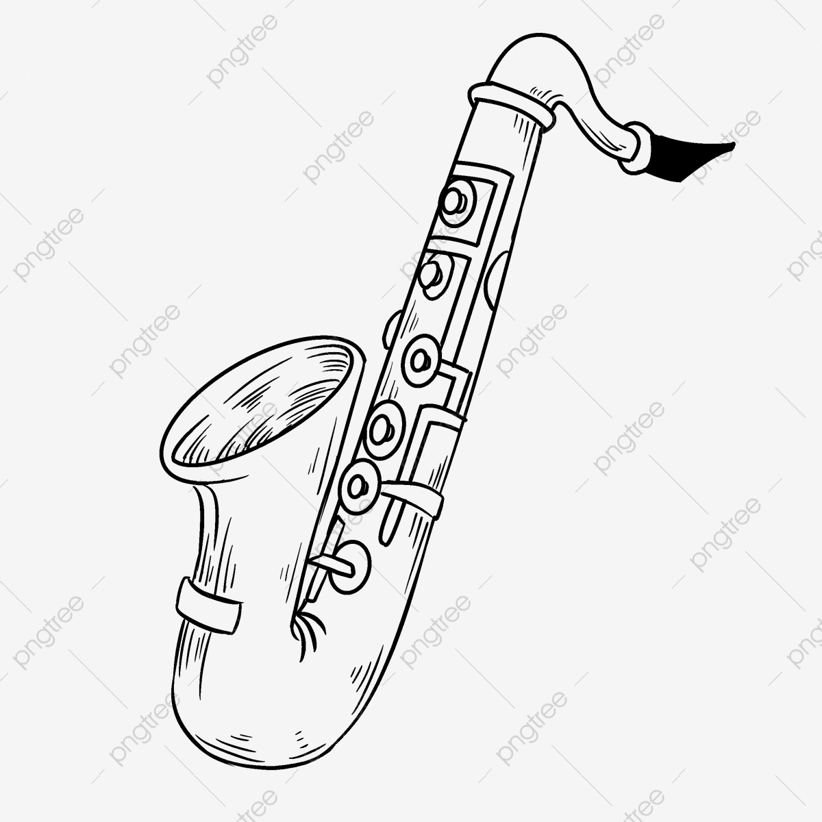 musical instrument drawings line drawing western musical instrument saxophone musical drawings instrument musical
