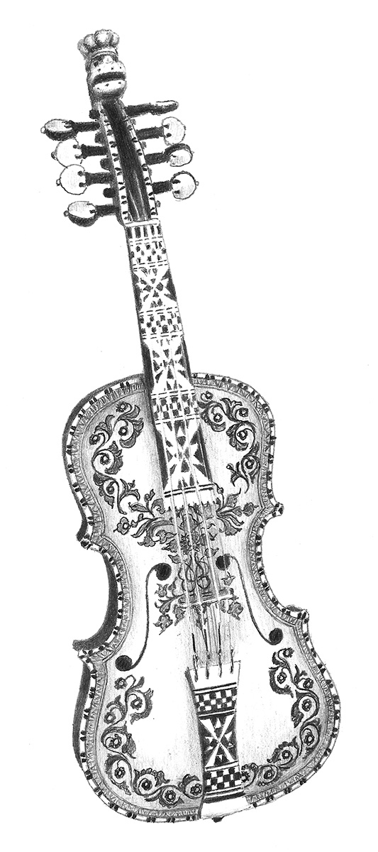 musical instrument drawings world music instrument the hardanger fiddle instrument musical drawings