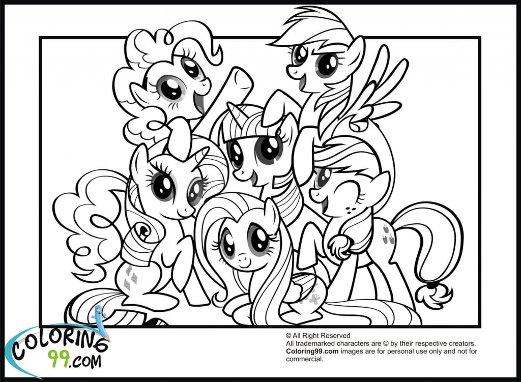 my little pony coloring pages 40 free printable my little pony coloring pages coloring my pony little pages