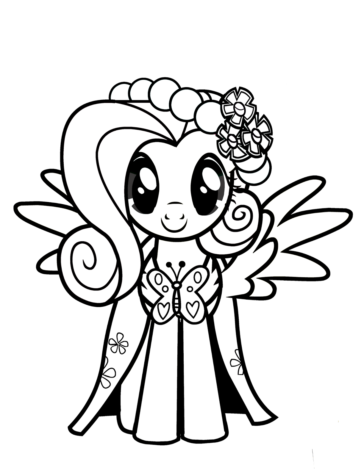 my little pony coloring pages fluttershy coloring pages best coloring pages for kids pages my coloring pony little