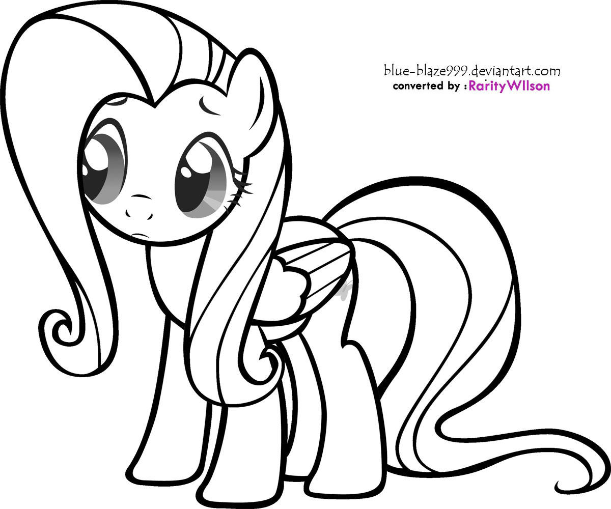 my little pony to color my little pony coloring pages pony to little my color