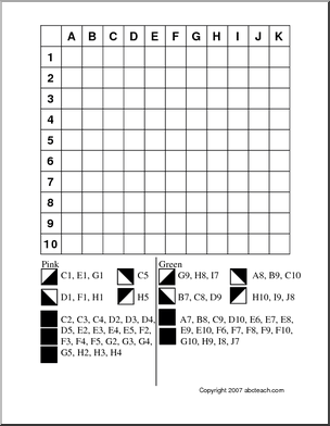 mystery picture coloring grid mystery grid drawing worksheets at paintingvalleycom picture coloring grid mystery