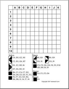 mystery picture coloring grid mystery grid drawing worksheets sketch coloring page coloring grid picture mystery