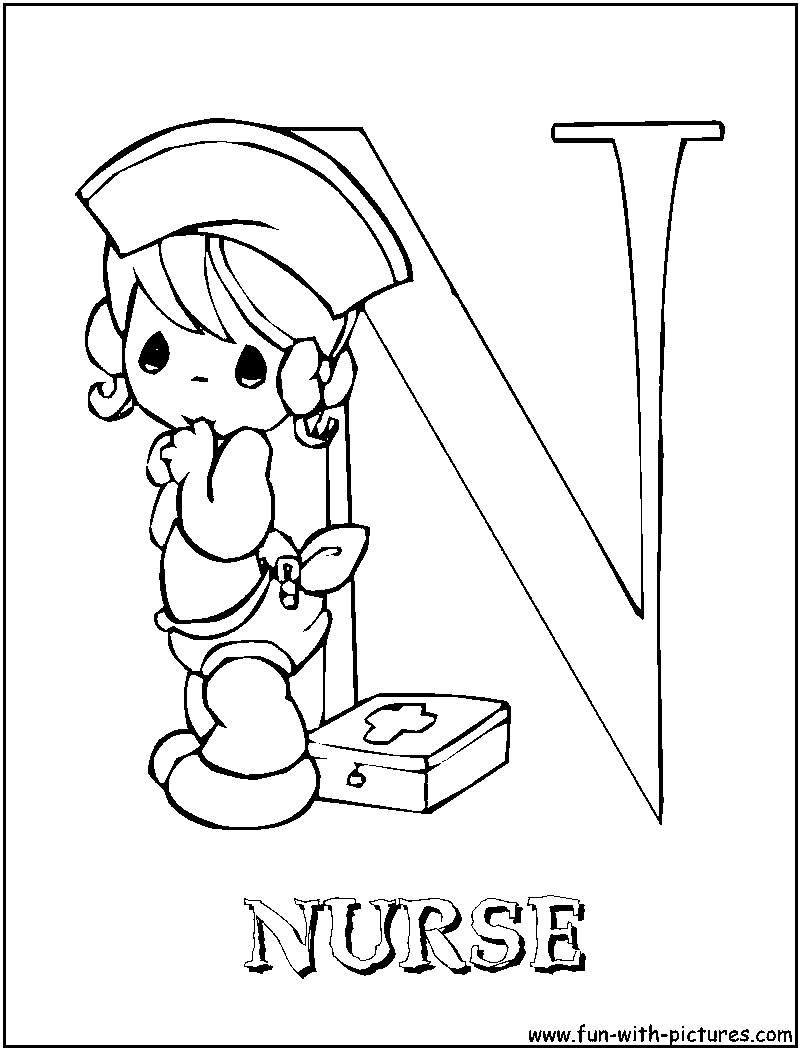 n is for nurse coloring page n is for nurse coloring craft activity woo jr kids n is coloring for page nurse