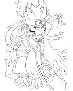 naruto vs goku coloring pages 18 best colorear de todo images on pinterest drawings pages vs goku naruto coloring