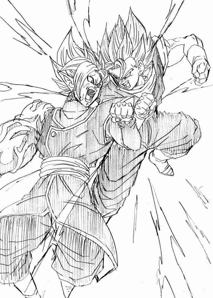 naruto vs goku coloring pages pin by Αλεξανδρος Μπιλικας on dragonball with images coloring pages goku vs naruto