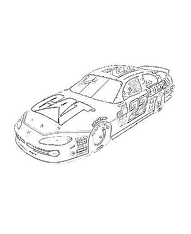 nascar coloring pages nascar coloring pages black and white free printable pages nascar coloring