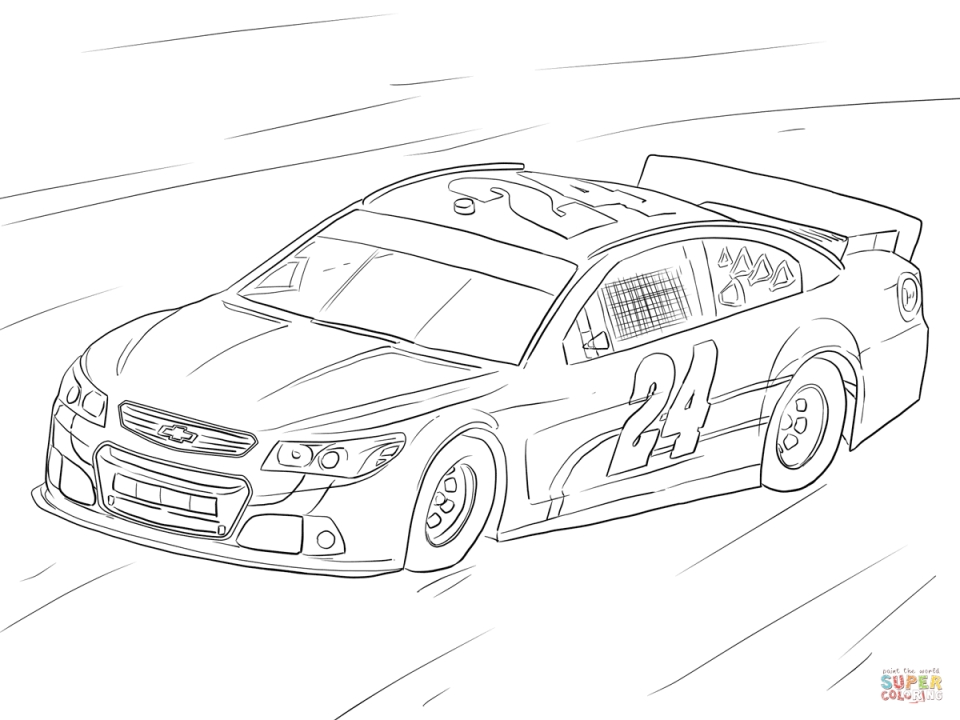 nascar coloring pages nascar coloring pages coloring nascar pages