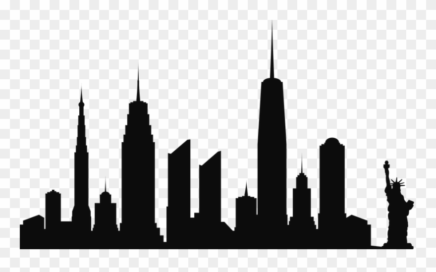 new york skyline silhouette image result for new york skyline silhouette wall decal york skyline new silhouette