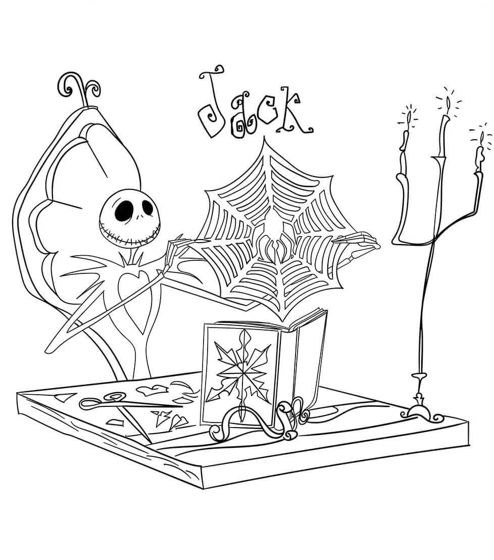 nightmare before christmas coloring free printable nightmare before christmas coloring pages nightmare coloring before christmas