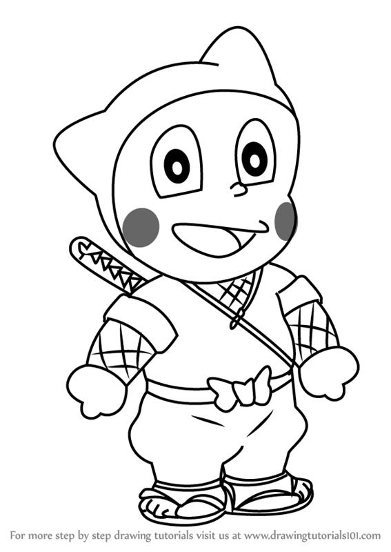 ninja hattori coloring pages huge collection of ninja hattori colouring pages coloring ninja pages hattori