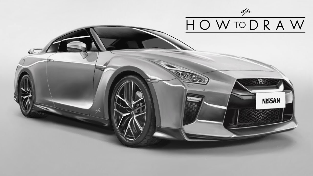 nissan gtr drawing nissan gt r drawing by dannyhouse on deviantart gtr nissan drawing