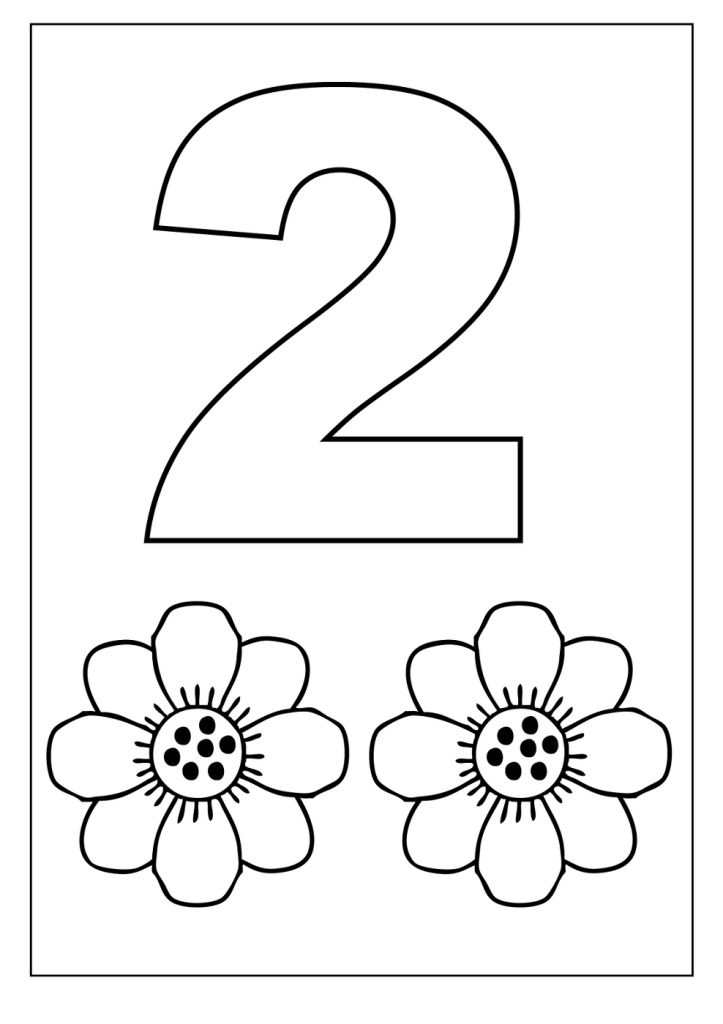 number 4 coloring pages preschool number 4 four tracing and coloring worksheets crafts preschool number pages 4 coloring