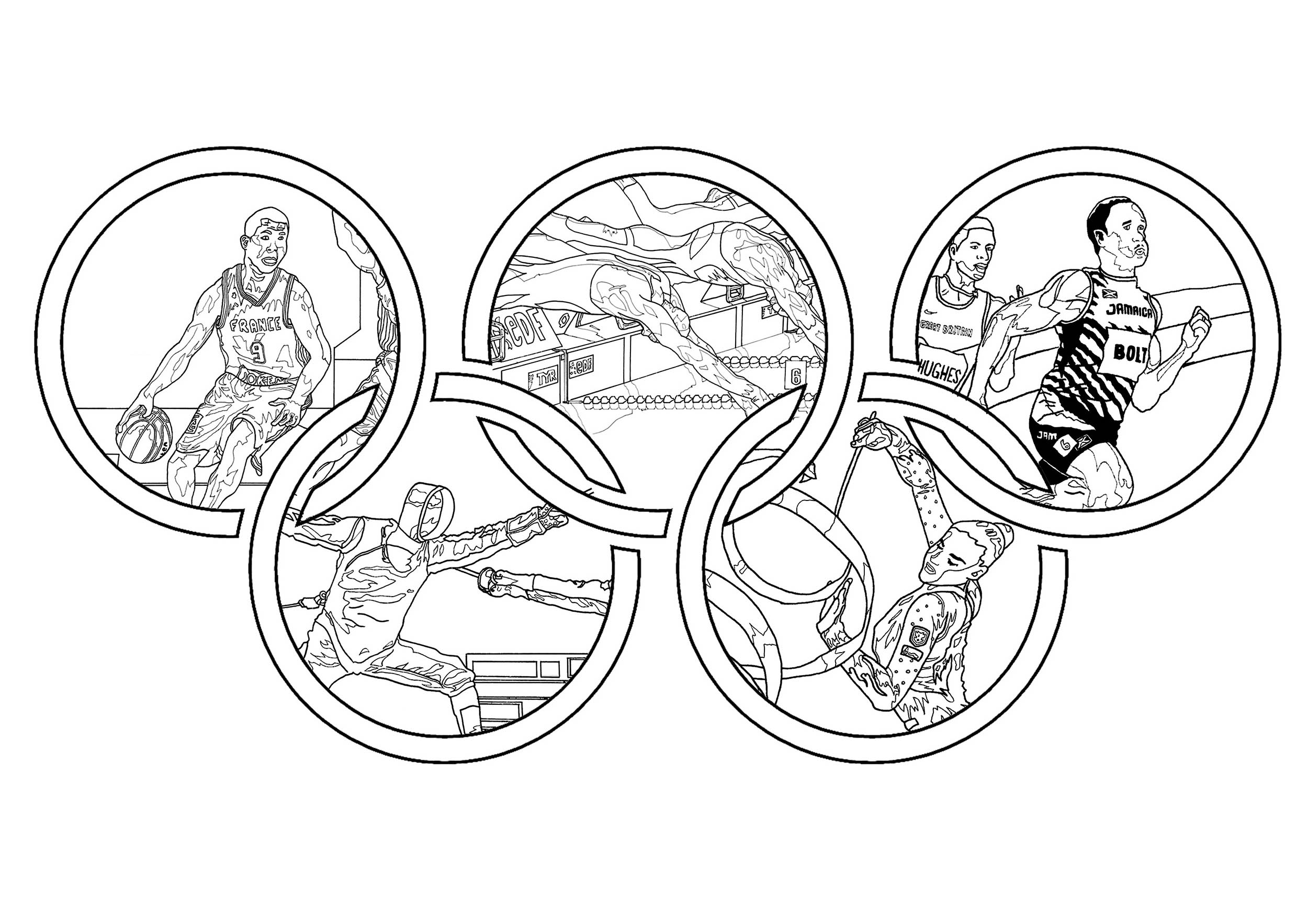 olympic colouring sheets free printable winter olympics coloring pages olympic colouring sheets