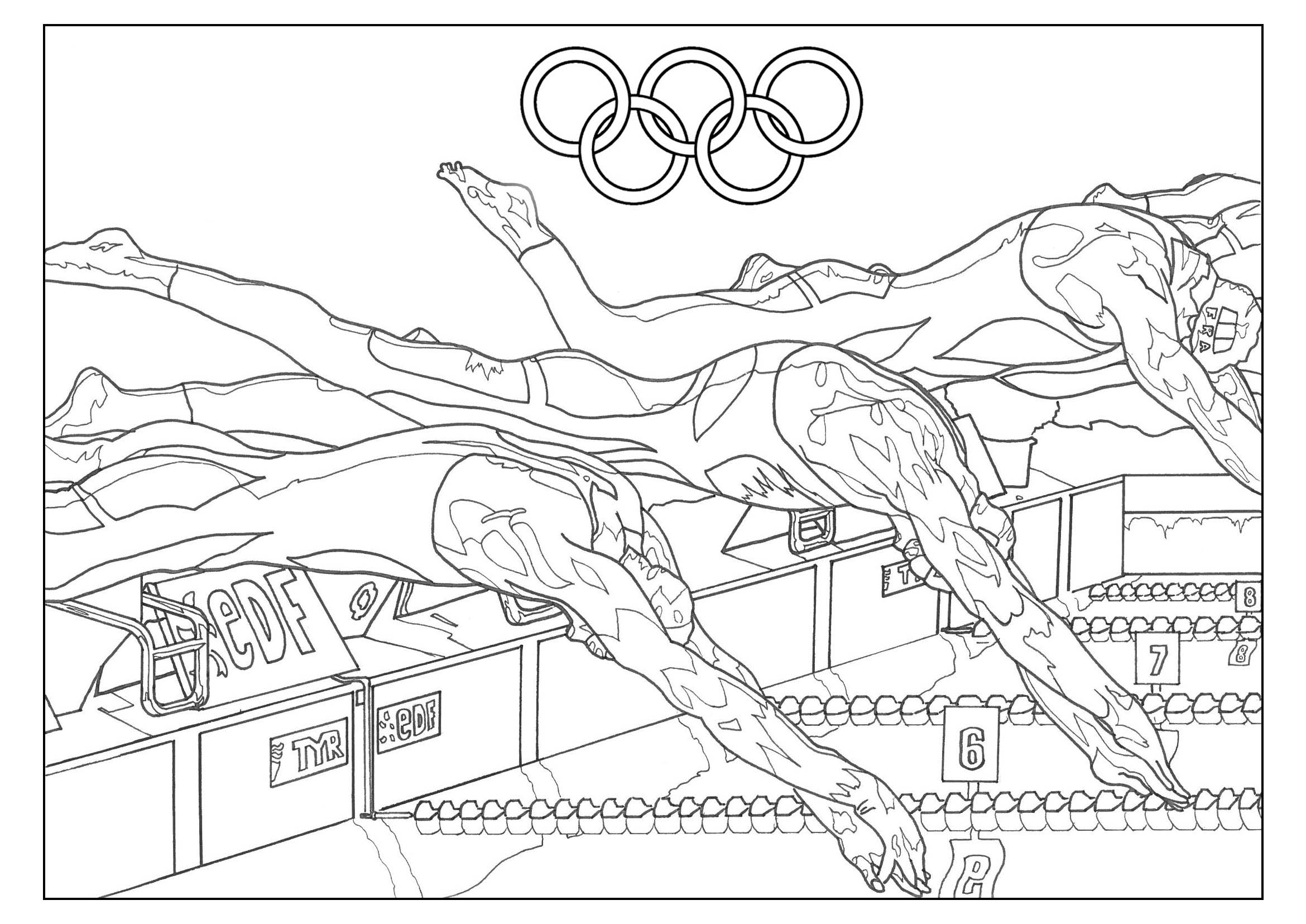 olympic colouring sheets olympic circles coloring pages download and print for free sheets olympic colouring