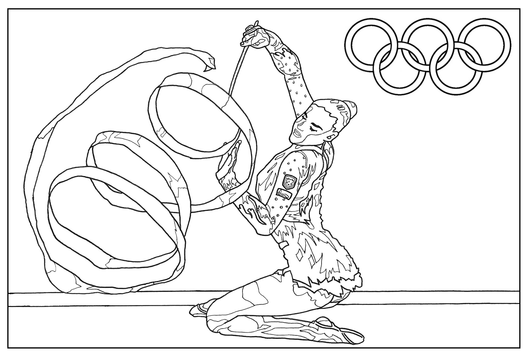 olympic colouring sheets olympic games to print for free olympic games kids colouring olympic sheets