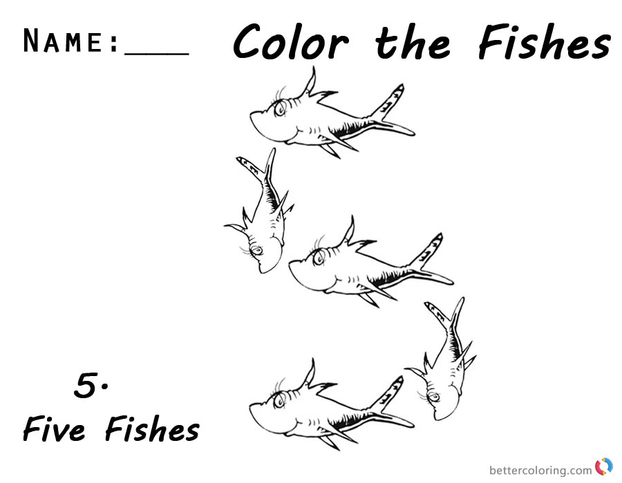 one fish two fish coloring pages one fish two red blue opposites lesson sketch coloring page two one coloring pages fish fish