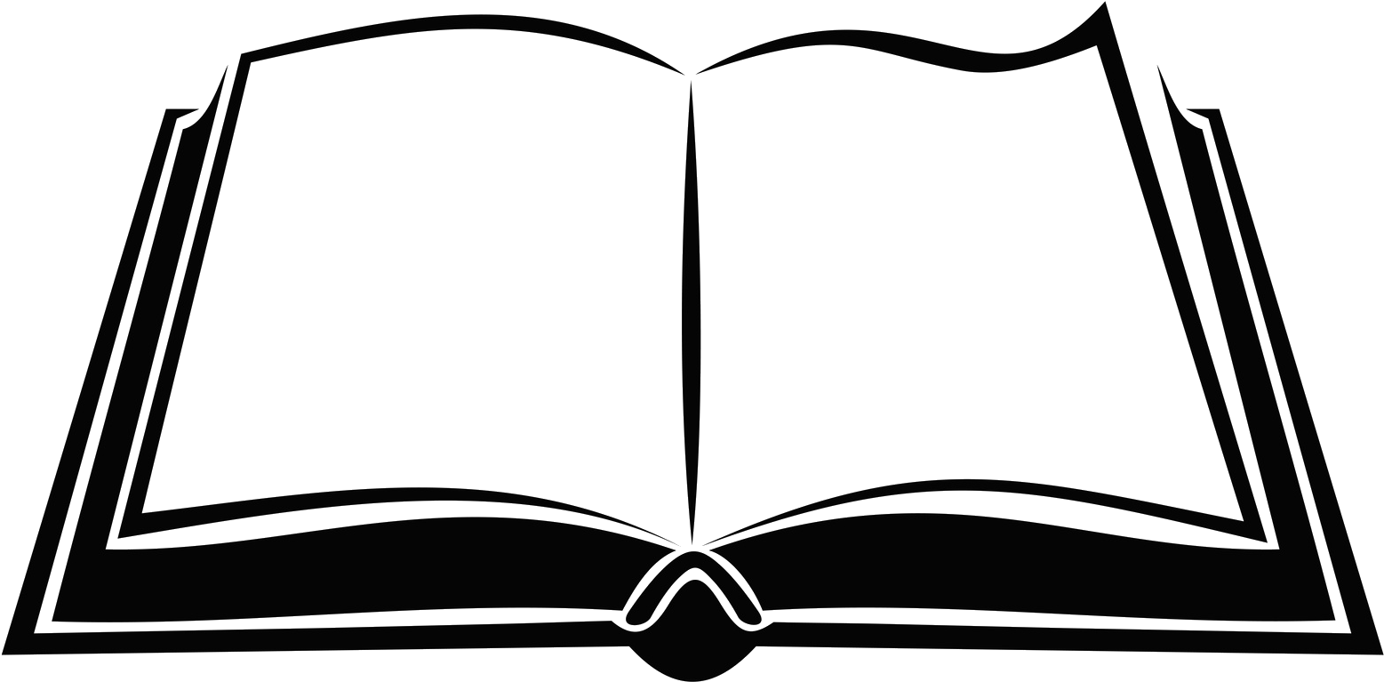 open book silhouette royalty free thick book clip art vector images open book silhouette