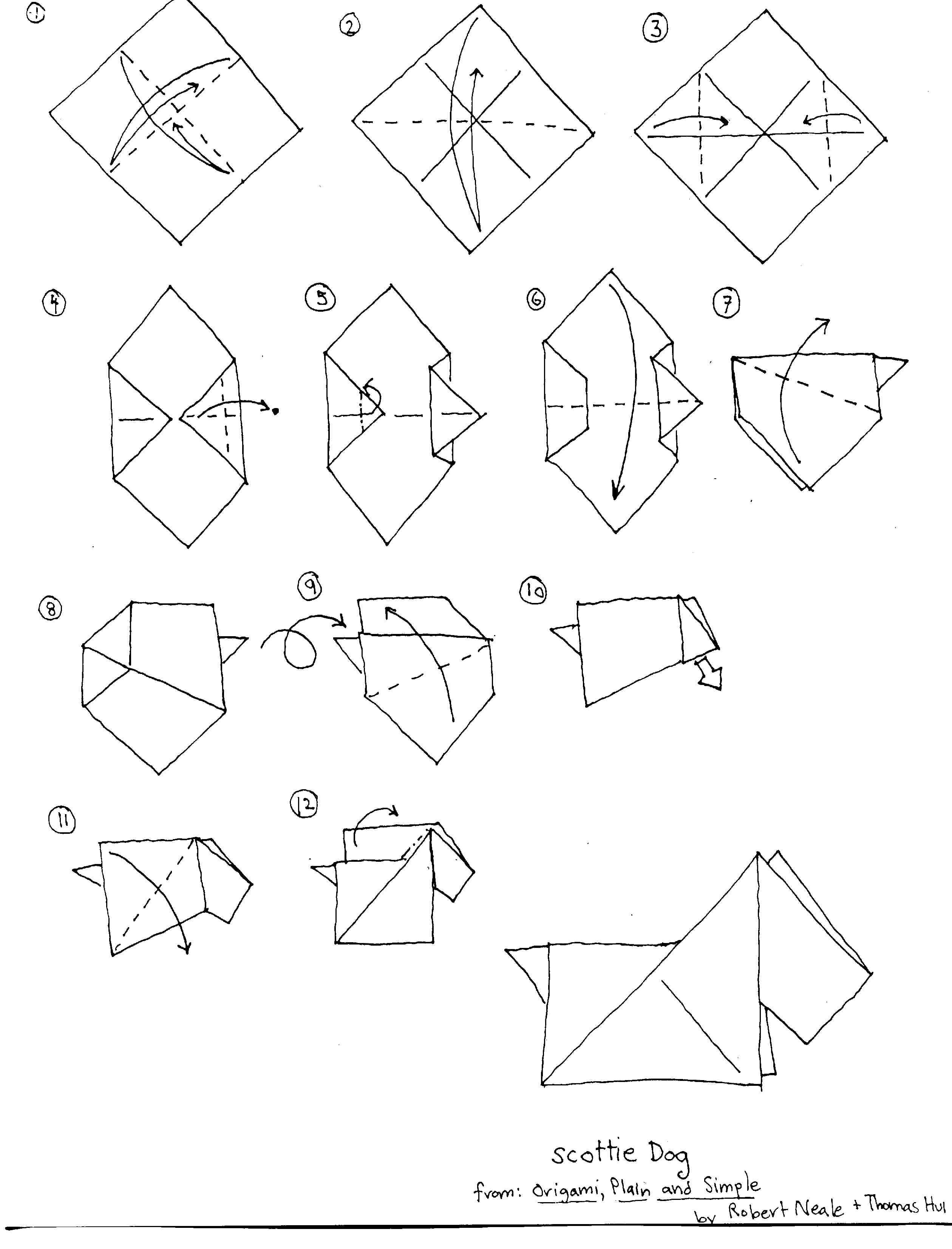 origami dog face instructions 66 origami dog patterns 22 video tutorials how to make dog instructions face origami