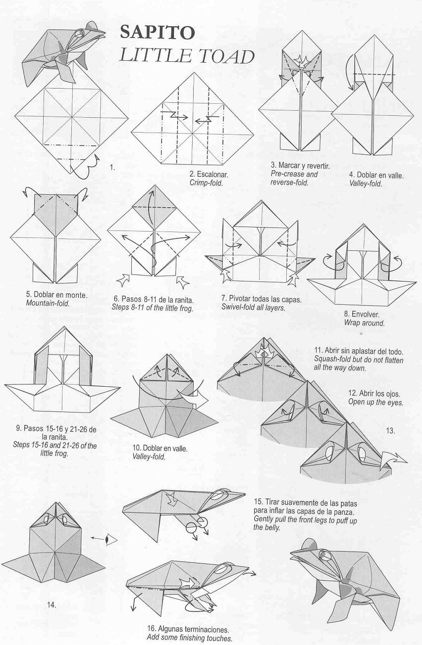 origami dog face instructions easy origami for kids dogface summer fun pinterest face instructions dog origami