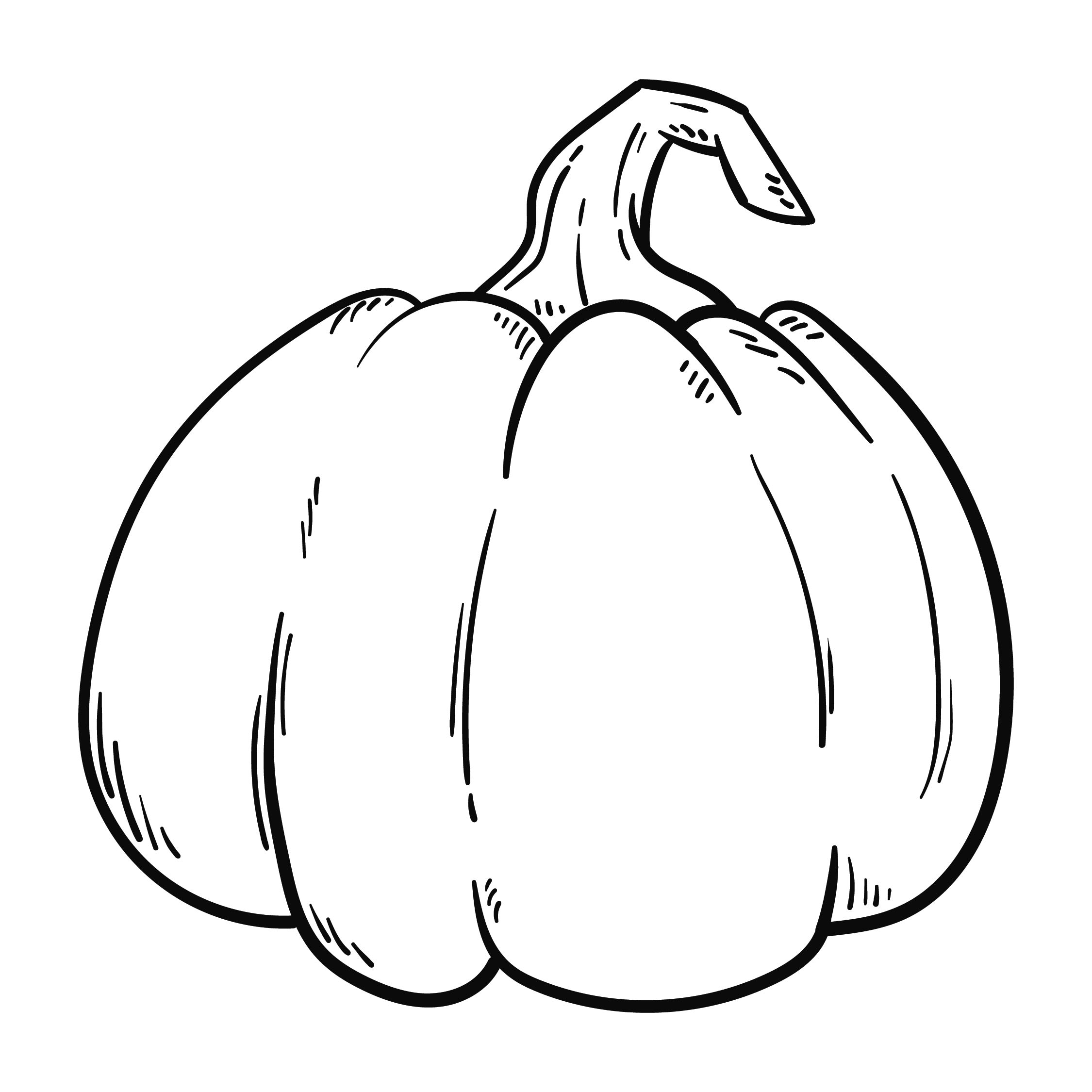 outline of pumpkin printable 5 best images of free halloween printable pumpkins outline pumpkin outline of printable