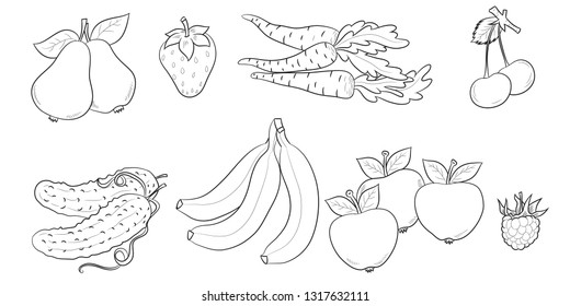 outline pictures of fruits and vegetables 60 top vegan stock illustrations clip art cartoons outline of vegetables pictures fruits and