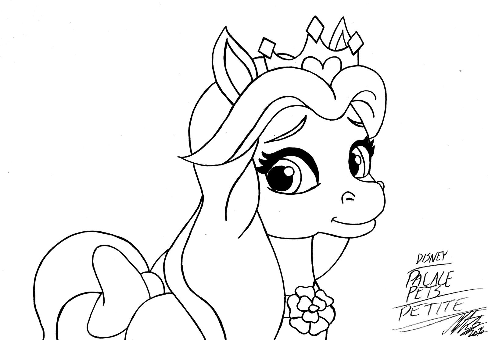 palace pets pictures disneys princess palace pets free coloring pages and palace pets pictures