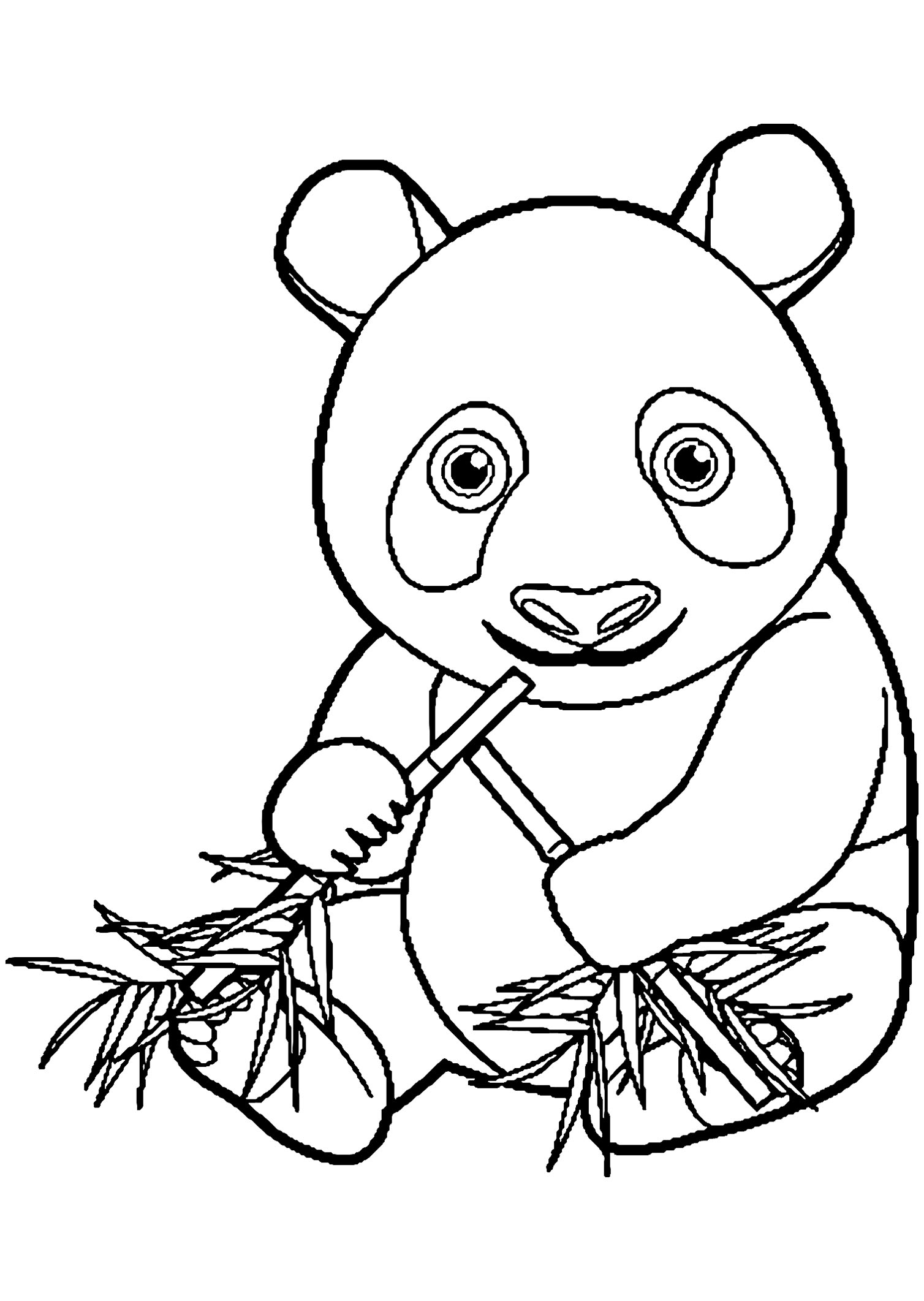 pandas coloring pages panda coloring pages for adults coloring home pages pandas coloring