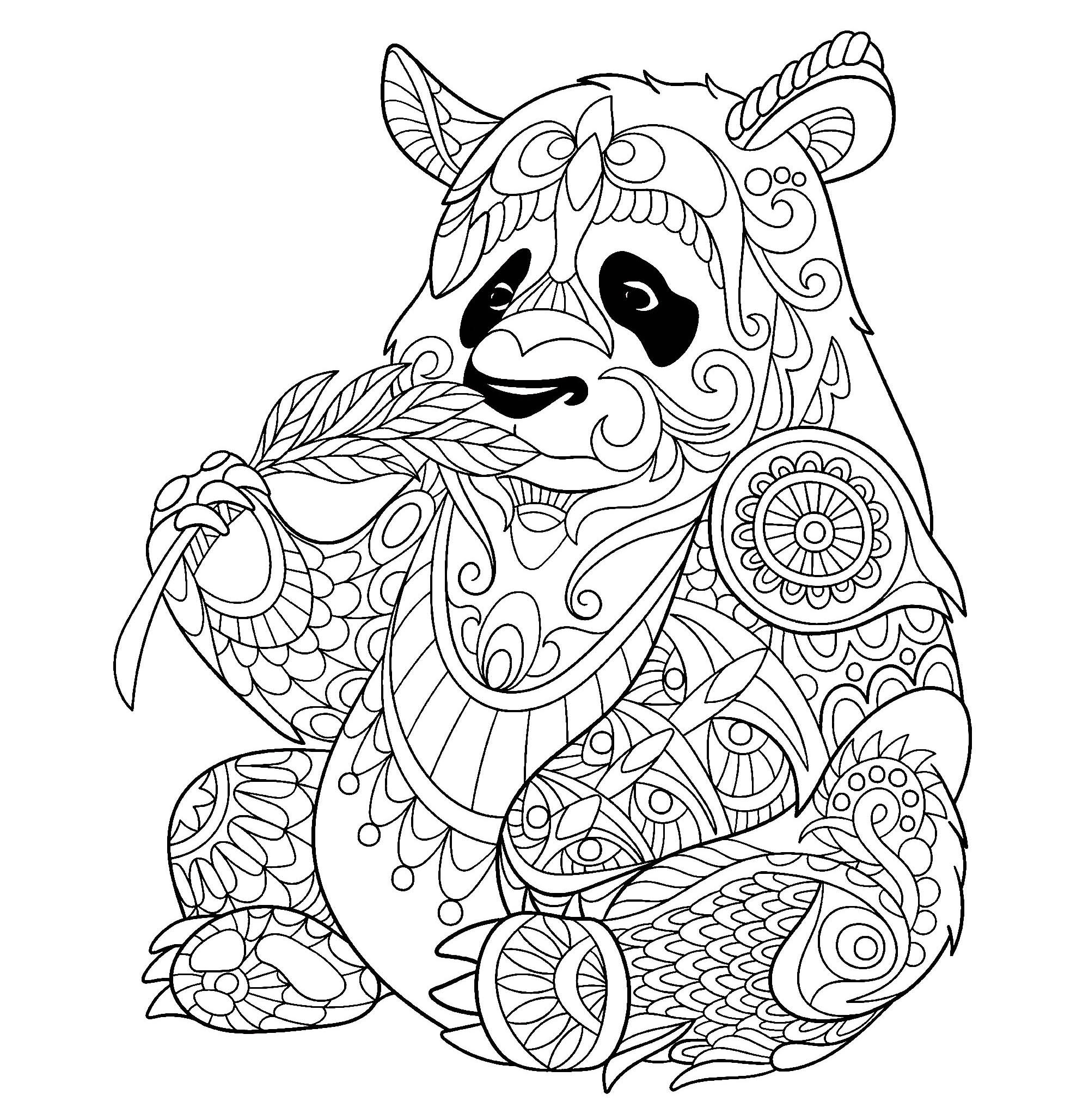 pandas coloring pages top 25 free printable cute panda bear coloring pages online pandas coloring pages