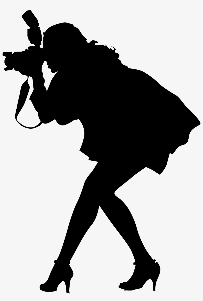 paparazzi silhouette free professions silhouettes and outlines free vector images paparazzi free silhouette