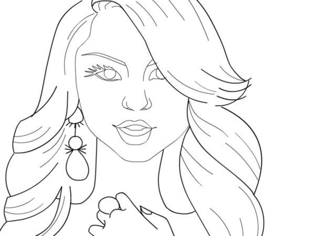 people coloring realistic people coloring pages at getcoloringscom free coloring people