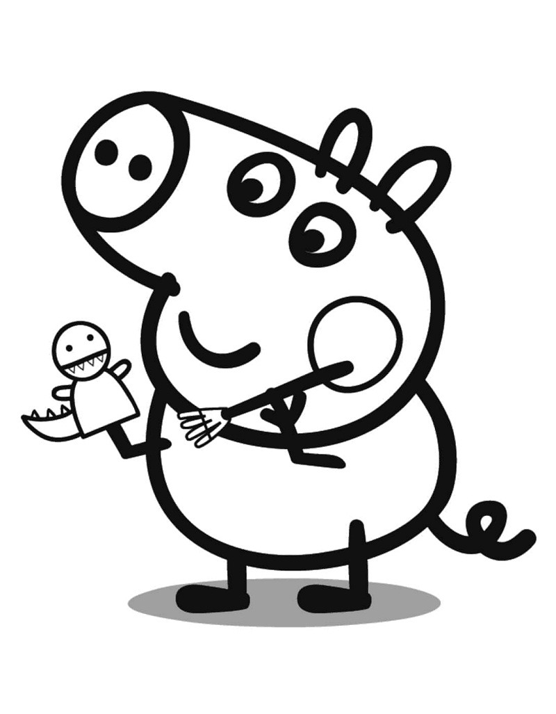 peppa pig colouring pages online top 20 printable peppa pig coloring pages online colouring peppa pages pig online