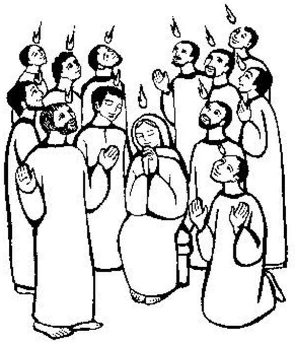 peters friends pray coloring page 12 apostles coloring pages coloring pages page pray friends coloring peters