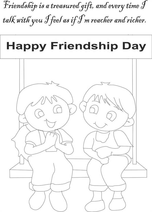 peters friends pray coloring page keep you friends closed to you on friendship day coloring coloring friends peters pray page