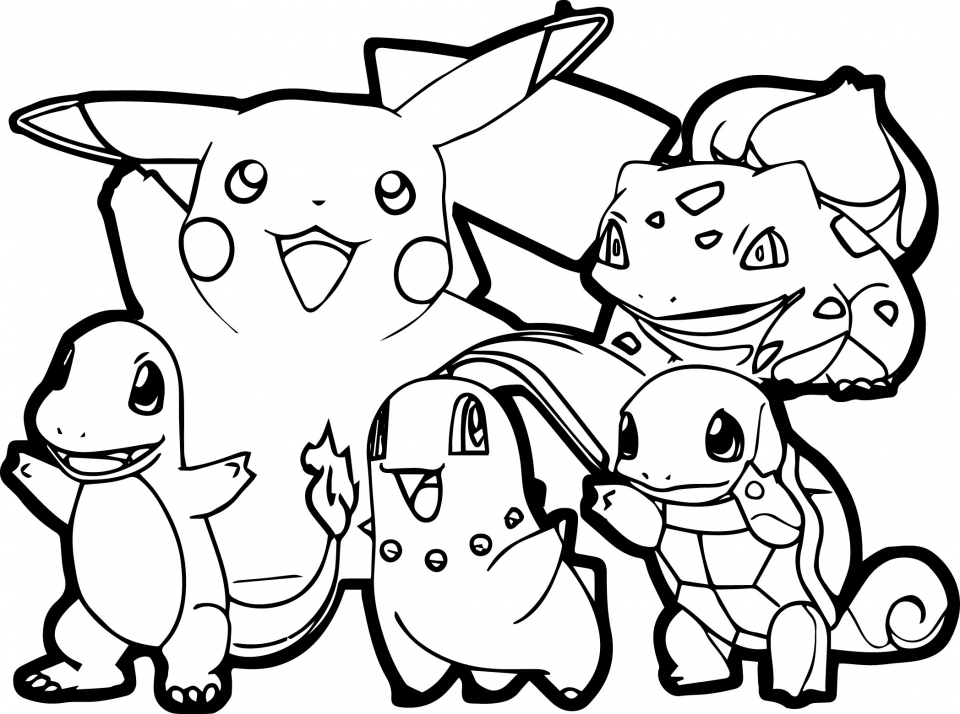 picachu coloring pages pikachu coloring pages print for free in a4 format coloring pages picachu