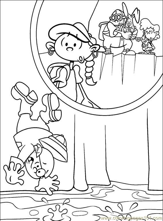 picture for kid painting kids next door 001 17 coloring page free codename painting kid picture for