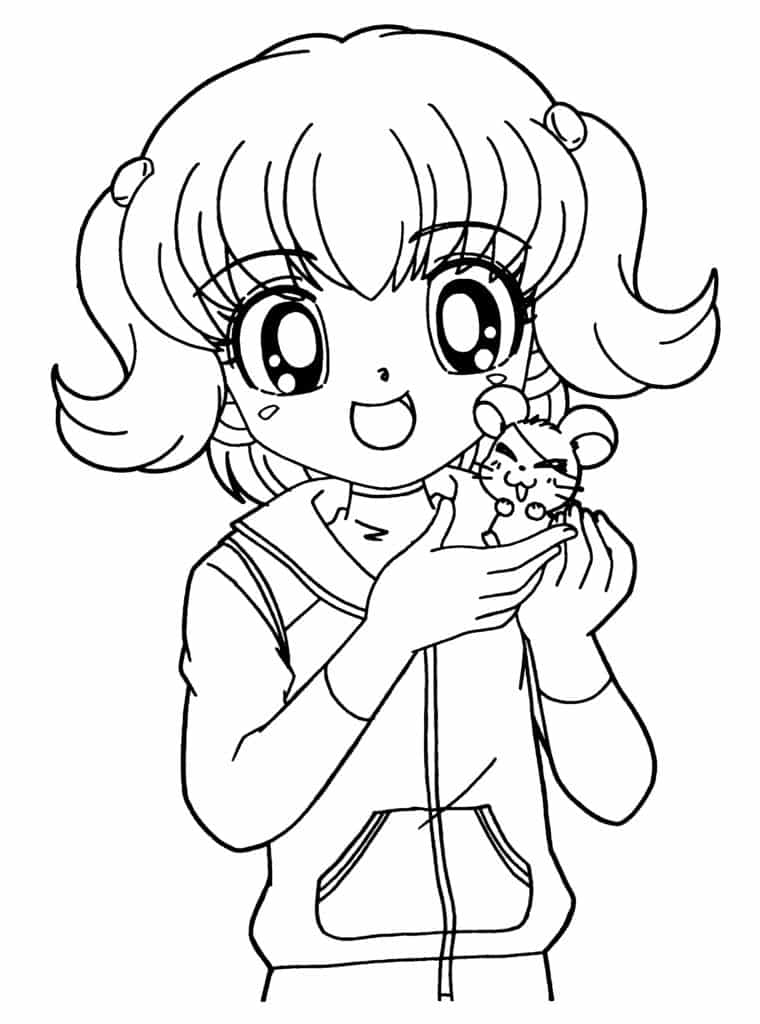 picture of girl coloring page girls coloring pages the sun flower pages picture coloring girl page of