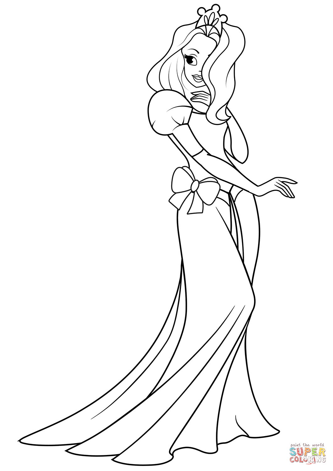 picture of girl coloring page little girl coloring pages getcoloringpagescom of girl picture coloring page