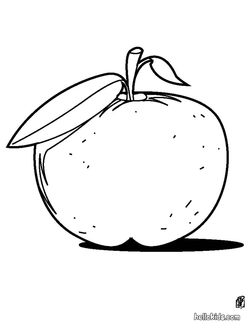 pictures of apples to color top 30 apple coloring pages for your little ones apples pictures to color of