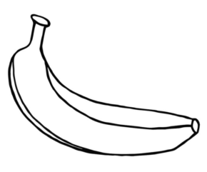 pictures of bananas to print banana clipart template banana template transparent free to print bananas pictures of