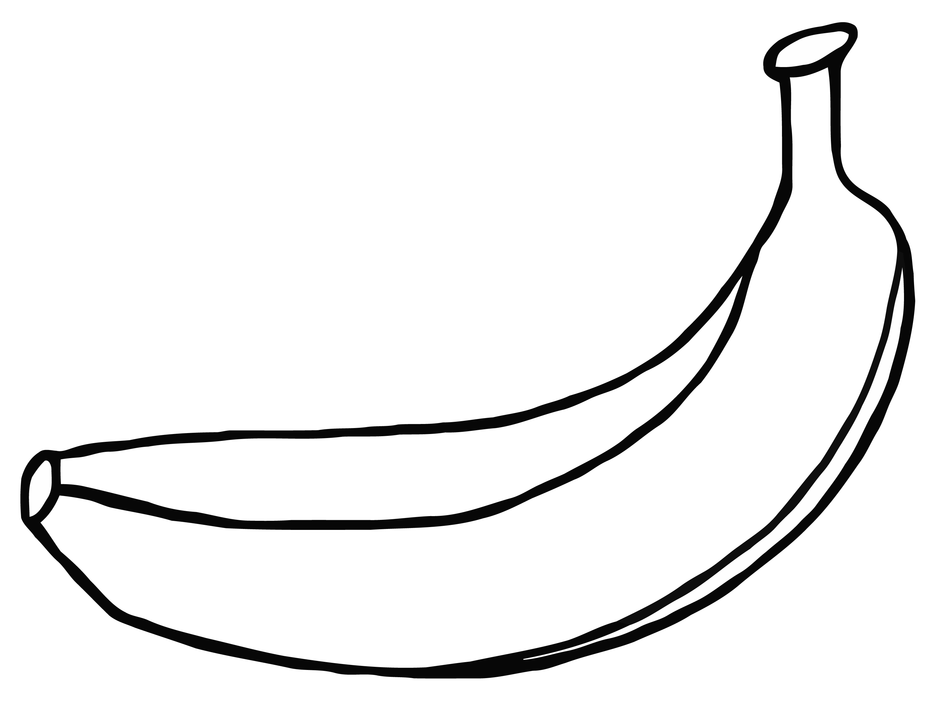 pictures of bananas to print banana printable that are witty carroll39s blog bananas to of print pictures