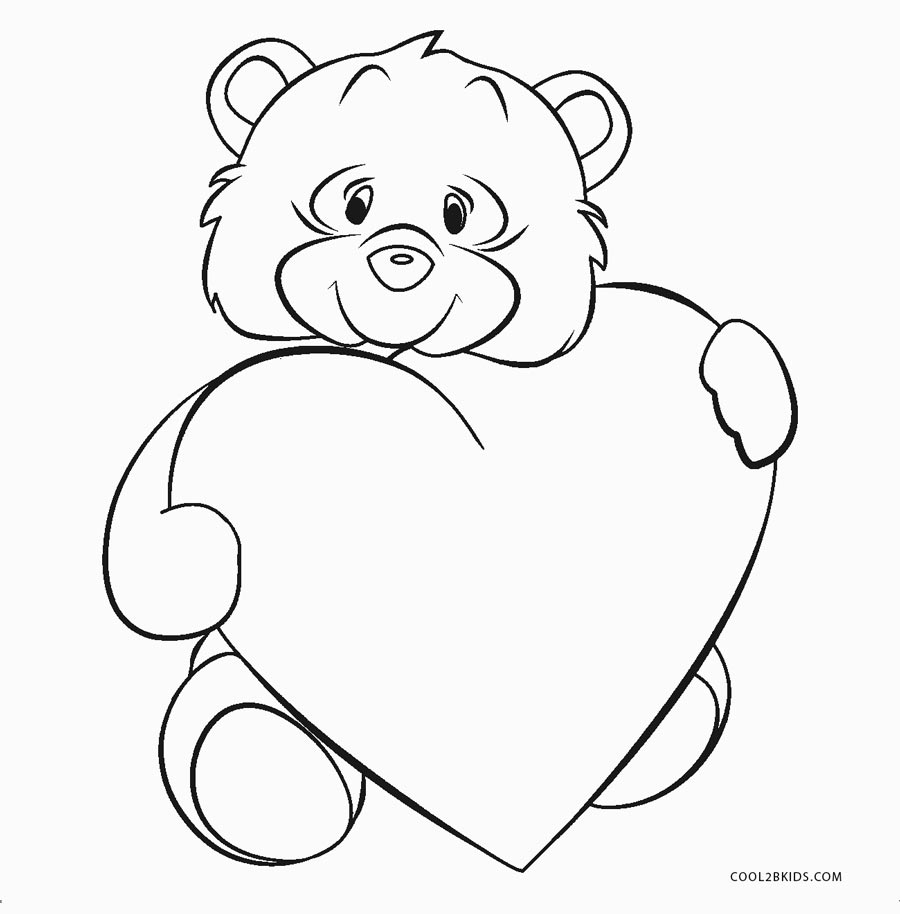 pictures of hearts to color free printable heart coloring pages for kids color to of hearts pictures