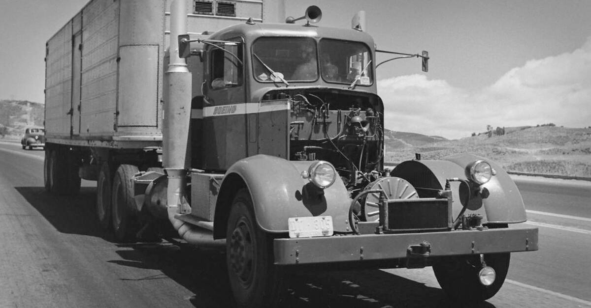 pictures of trucks those hendrickson coe39s other truck makes trucks pictures of 1 1