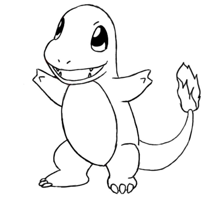 pikachu and charmander coloring pages charmander colouring pages tegninger malebøger pokemon pikachu charmander and coloring pages